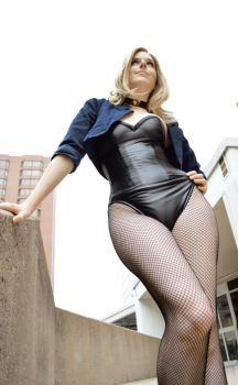 The Reveal : Black Canary by Lossien