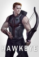 hawkeye by fallofflow