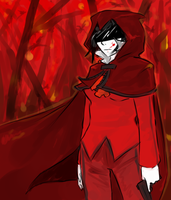 Leostuck: Rust and Magma by mayhugs