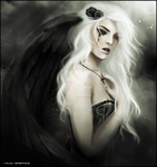 - fallen angel - Haunting by xMLBx