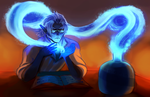 Arcane Knowledge by Gollyzilla