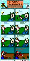 Mario Adventures No. 03 by Mariobro64