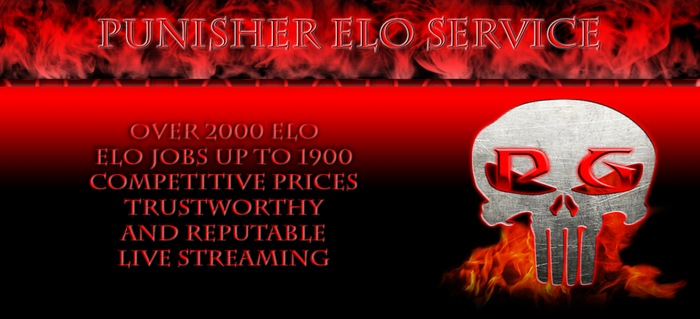 Punisher Elo Service Banner by AegisX999