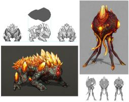 More Creatures for TR by JSMarantz