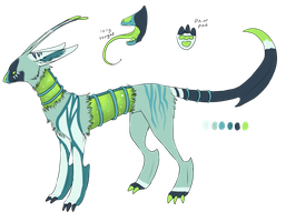 Creature Adopt -CLOSED- by SummerAdopts