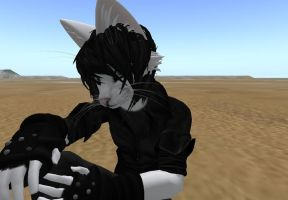 Second Life - Thought by Slade-Fallen
