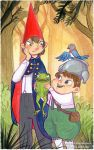 Over the Garden Wall by kiki-doodle