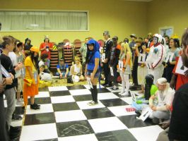 SC' 13 - Cosplay Chess Panel 1 by vincent-h-nguyen