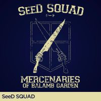 SeeD Squad by Alecx8