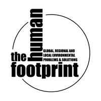 human footprint by colorchrome