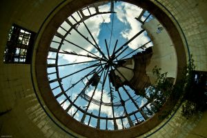 Blue Sky by alexiuss