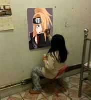 Deidara  Second  Biggest Fan!!! by Naruxo123