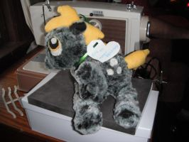 Derpy Hooves Plush 1 by TheRedBandit