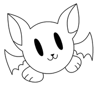 Nii -Lineart- by keithyboo