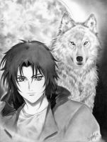 Wolf Rain by Nayely
