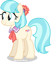 Coco Pommel by Vector-Brony