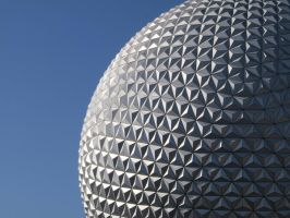 Spaceship Earth by purple-the-cactus