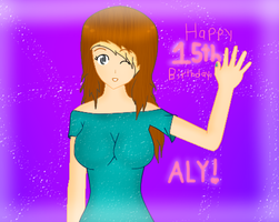 .:Happy Birthday!:. by PrincessSkyler