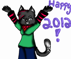 Happy 2012 by Toxic-Lullabies