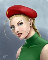 It's Cammy by benscott81