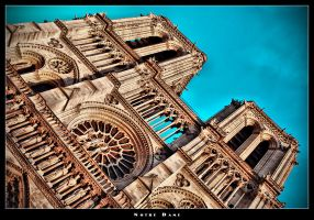 Notre Dame by Nylons