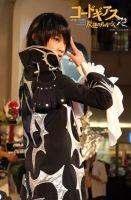 Lelouch vi Brittania by kevin-oinky
