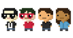 Bitizen Eraserheads by Ogs-Peace