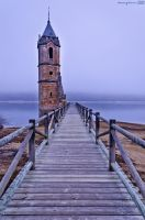 The cathedral of the fish by MarioGuti