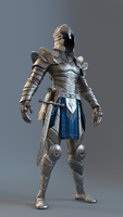 Suit of Armour by DeepBlueDesign