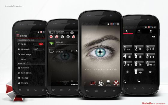 Resident Evil Theme for CM10 by airborne10