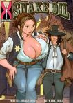 Snake Oil 2 - The Magnificent Two by expansion-fan-comics