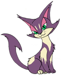 Box 18. 509 Purrloin by Kuruttra