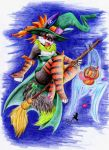 this is halloween by pitch-black-crow