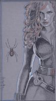 Black Widow by JohnArmbruster