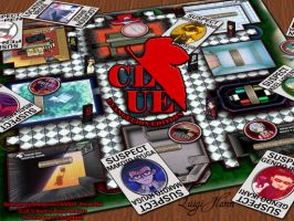 Evangelion Clue - Final by luigihann