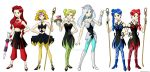 Witches 5 Fan art by ArthurT2015