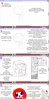 PPG Mixed Tutorial Page 2 by GothicBlueEyes