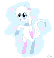 Leibi as Pony by Leibi97