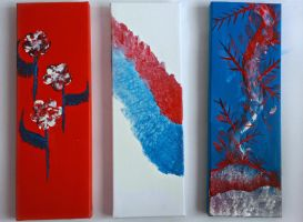 Red White and Blue by Jessica-Lorraine-Z