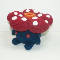 Vileplume by Heartstringcrochet