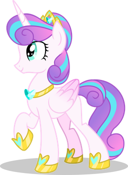 Flurry Heart by Anhel032015