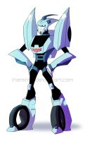 TFA - Blurr by TheMinttu