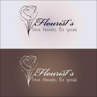 Flourist's logo by red-maupa