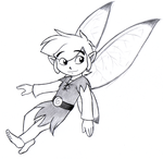 Link Fairy by BlueLink