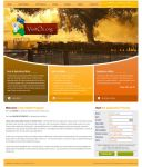 VisitOz Website Template 1 by RevoD