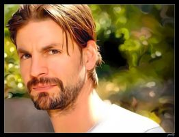 Gale Harold by qratty