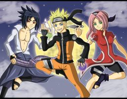 Naruto- Night of the Ninja by Grim-Raider