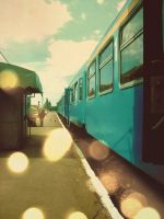 Train car by Miruna-Lavinia