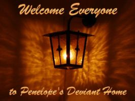 Welcome by penelopew