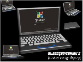 Products Design-Laptop by Flanegan